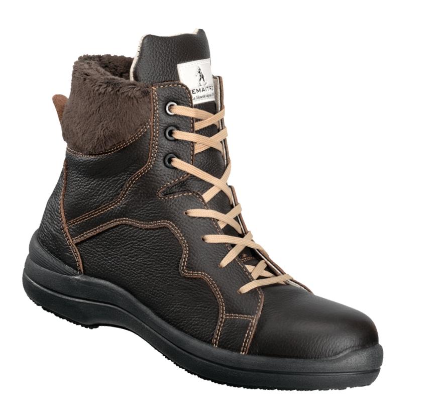 Trendy Werkschoenen.Safetyline Lemaitre Vitamine Dames Veiligheidsschoenen Dames
